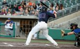 Simpson Drives in Three to Lead Railroaders to Victory