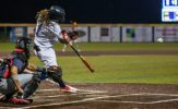 Martinez Drives in Six, Ewing Five as Railroaders Roll over Saltdogs