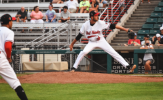 RedHawks Rally Falls Short in Loss to Cougars