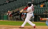 Martin Sets Franchise Marks as Goldeyes Hold off Dogs