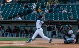 Hold Too Deep for Saltdogs to Dig Out, Fall to Milkmen