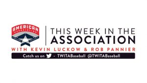 TWITA: Josh Buchholz, American Association