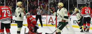 Swaney Nets Two as Wild Complete